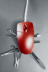 Swiss Army Mouse